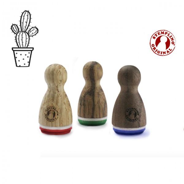 Ministempel Kaktus