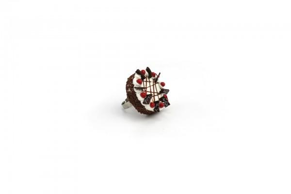 Petite Marie - Ring Schoko 06