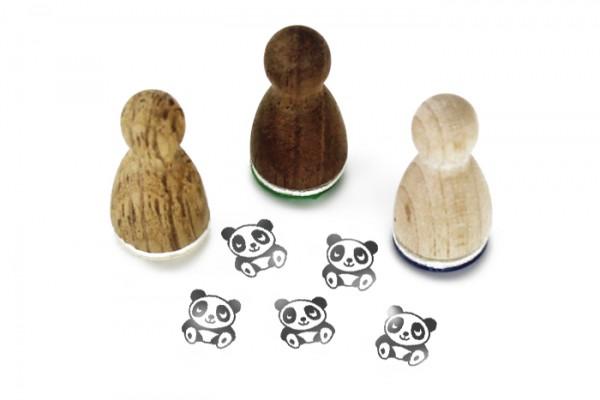 Ministempel Pia Pandabär