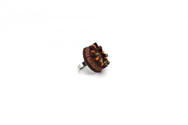 Petite Marie - Chocolate Ring 19