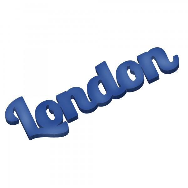 Acryltypo® - London