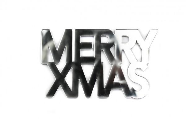 Acryltypo® - Merry Xmas