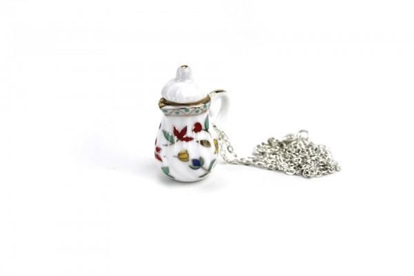 Petite Marie - Coffee Pot Necklace 3