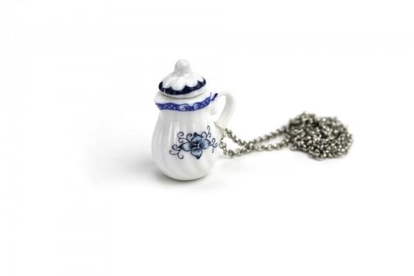 Petite Marie - Coffee Pot Necklace 2
