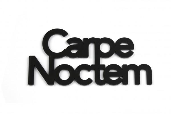 Acryltypo® - Carpe Noctem
