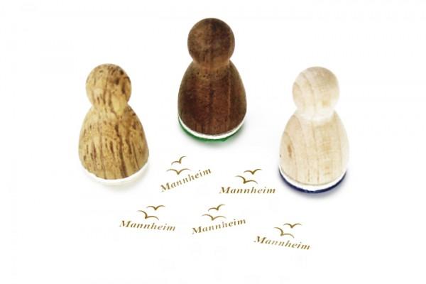 Ministempel - Mannheim