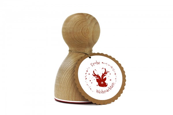 Rudolph Head - 3XL