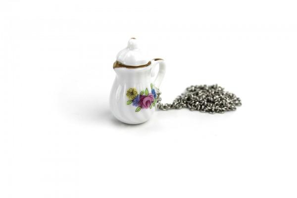 Petite Marie - Coffee Pot Necklace 6