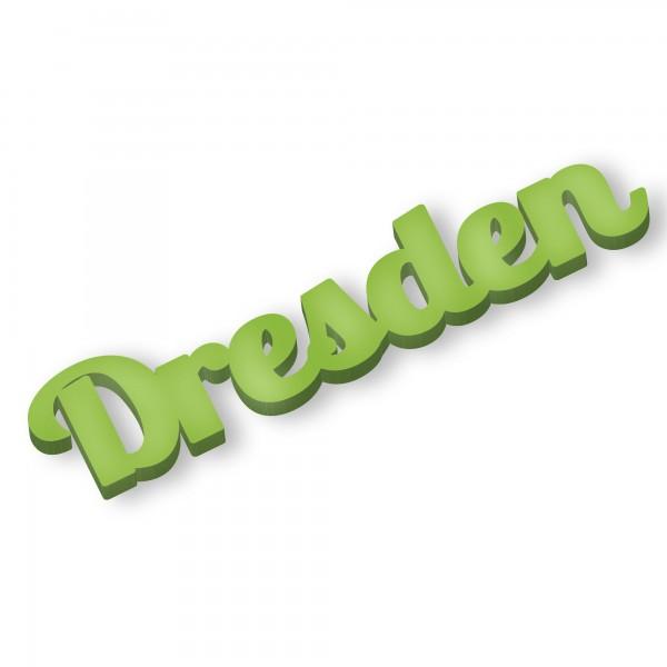 Acryltypo® - Dresden