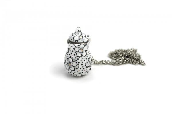 Petite Marie - Coffee Pot Necklace 8