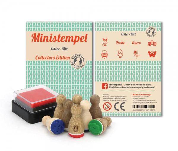 Ministempel Oster - Mix
