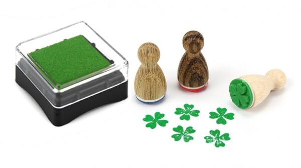 Mini Stamp Pad - Light Green