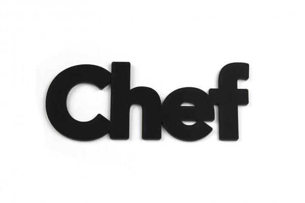 Acryltypo® - Chef