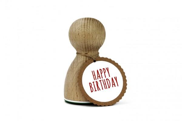 Maxistempel 2XL - Happy Birthday