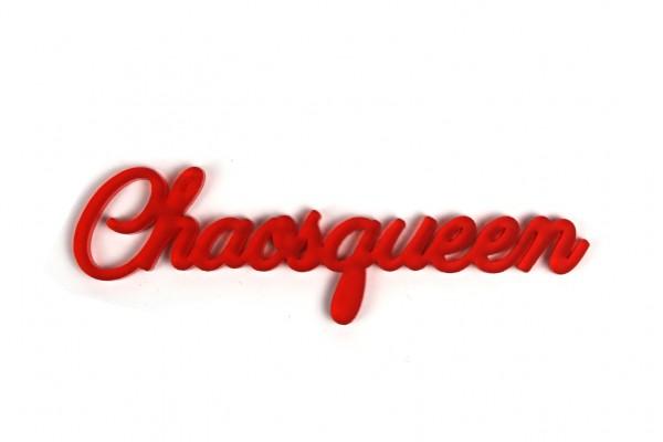 Acryltypo® - Chaosqueen