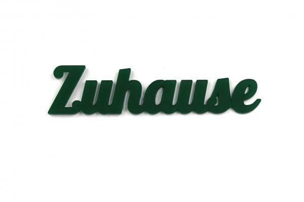Acryltypo® - Zuhause
