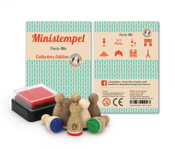 Ministempel Paris - Mix